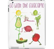 Go with the Guacamo iPad Case/Skin