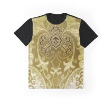 King's Royal Patterns Graphic T-Shirt