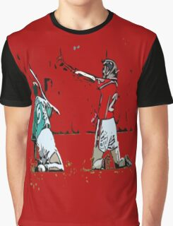 Brian Corcoran: Cometh the Hour Graphic T-Shirt