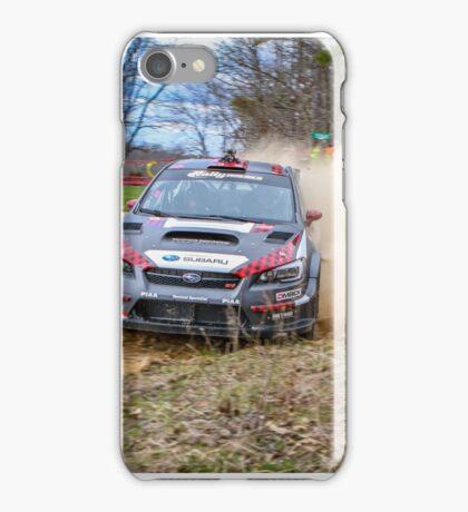 Subaru Rally iPhone Case/Skin