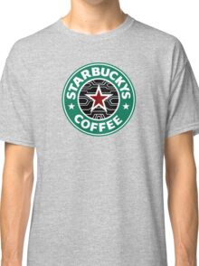 Bucky Barnes 'The Winter Soldier' Coffee Classic T-Shirt