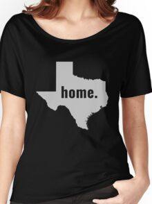 Texas Home State Pride Women's Relaxed Fit T-Shirt