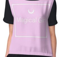 Magical Girl Chiffon Top
