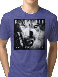 Beartooth Aggressive Cover Tri-blend T-Shirt