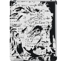 Am I or the others crazy? iPad Case/Skin