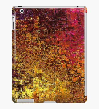 Warm iPad Case/Skin