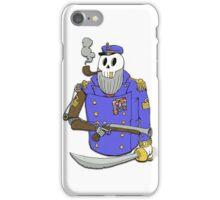 Captain Woody Bi.Sailors iPhone Case/Skin