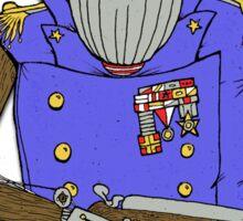 Captain Woody Bi.Sailors Sticker