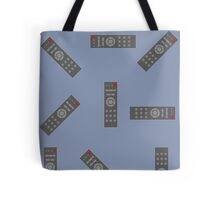 simple remote Tote Bag