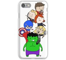 Assemble? iPhone Case/Skin