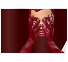 Tyler Joseph top (red) Poster