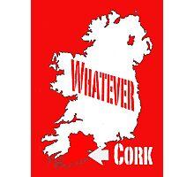 Cork... Whatever... Photographic Print