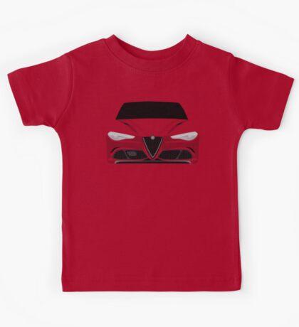 Alfa Romeo Giulia Kids Tee