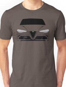 Alfa Romeo Giulia Unisex T-Shirt