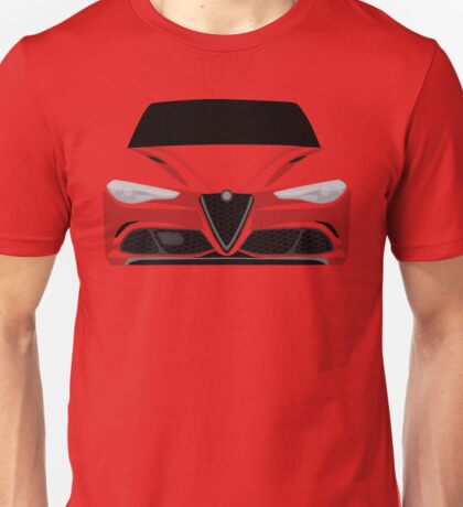 Red Italian Stallion Unisex T-Shirt