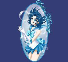 Sailor Moon Crystal - Sailor Mercury Unisex T-Shirt