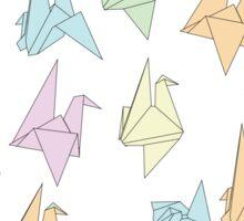 1000 Paper Cranes Sticker