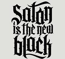 Satan is the new black No.4 (black) Unisex T-Shirt