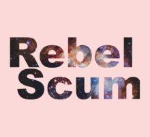 Rebel Scum Baby Tee