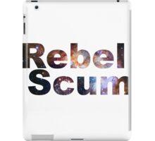 Rebel Scum iPad Case/Skin