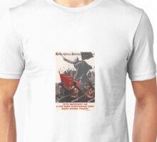 Soviet Poster: Пусть вдохновляет вас в этой войне... Unisex T-Shirt