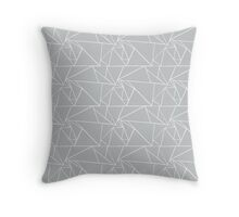 The Dull Throw Pillow