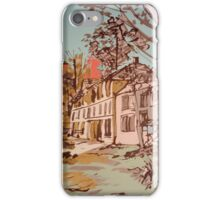 The Old Mill House iPhone Case/Skin