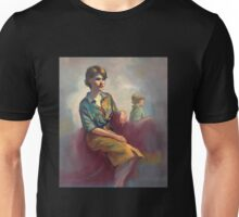 Portrait of Brooke Unisex T-Shirt