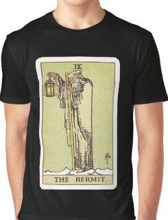 Tarot - The Hermit Graphic T-Shirt