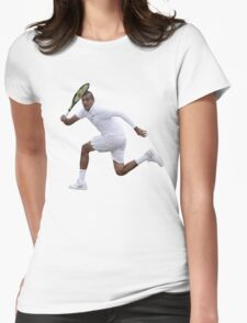Nick Kyrgios Tennis Player (T-shirt, Phone Case & more) Womens Fitted T-Shirt