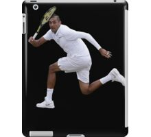 Nick Kyrgios Tennis Player (T-shirt, Phone Case & more) iPad Case/Skin