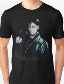 Sebastian Michaelis Black Butler Unisex T-Shirt