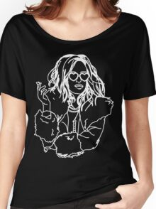 We're Finally Alive! - Darlene Alderson - Mr. Robot Women's Relaxed Fit T-Shirt