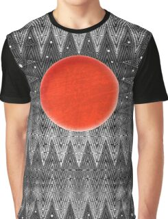 Bodacious Blood Moon Graphic T-Shirt