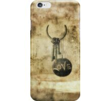 Hovering Love iPhone Case/Skin