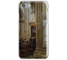 Cathedral, Bamberg 10b iPhone Case/Skin