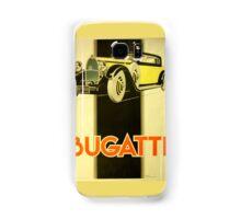 Art Deco Poster - Bugatti Samsung Galaxy Case/Skin