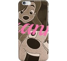 "Roxanne ""Goofy Movie"" iPhone Case/Skin"