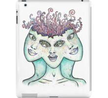 monster gals iPad Case/Skin