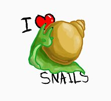 I Heart Snails Unisex T-Shirt
