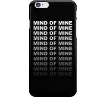 Mind Of Mine iPhone Case/Skin