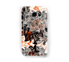 floral abstraction Samsung Galaxy Case/Skin