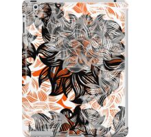 floral abstraction iPad Case/Skin