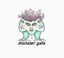 monster gals (with text)  Unisex T-Shirt