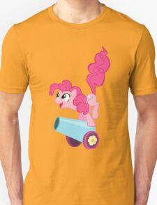 PINKIE PIE WITH CANNON T-Shirt