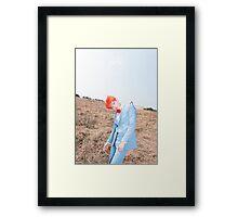 BTS/Bangtan Sonyeondan - Young Forever Concept #5 (V) Framed Print