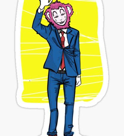 Gerard or Lola? Sticker