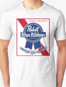 Pabst Blue Ribbon Unisex T-Shirt