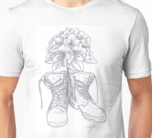 SOLDIER BOOTS Unisex T-Shirt
