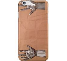 Hands Up iPhone Case/Skin